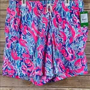 New! Lily Pulitzer Swim Trunks